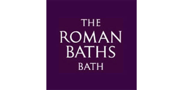 The Roman Baths (museum, ruins, Bath, Somerset, UK)